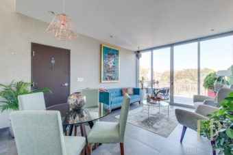 Modern condo with views Escazu Guachipelin