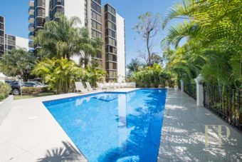 Luxury apartment with views in Escazu. Bello Horizonte