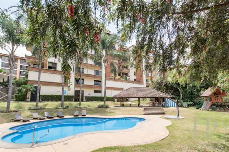 Furnished apartment for rent in Escazu near La Paco