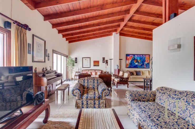 Two story home in Escazu Trejos Montealegre