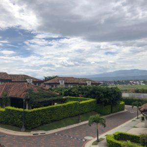 Two story home in condominium Escazu Guachipelin.