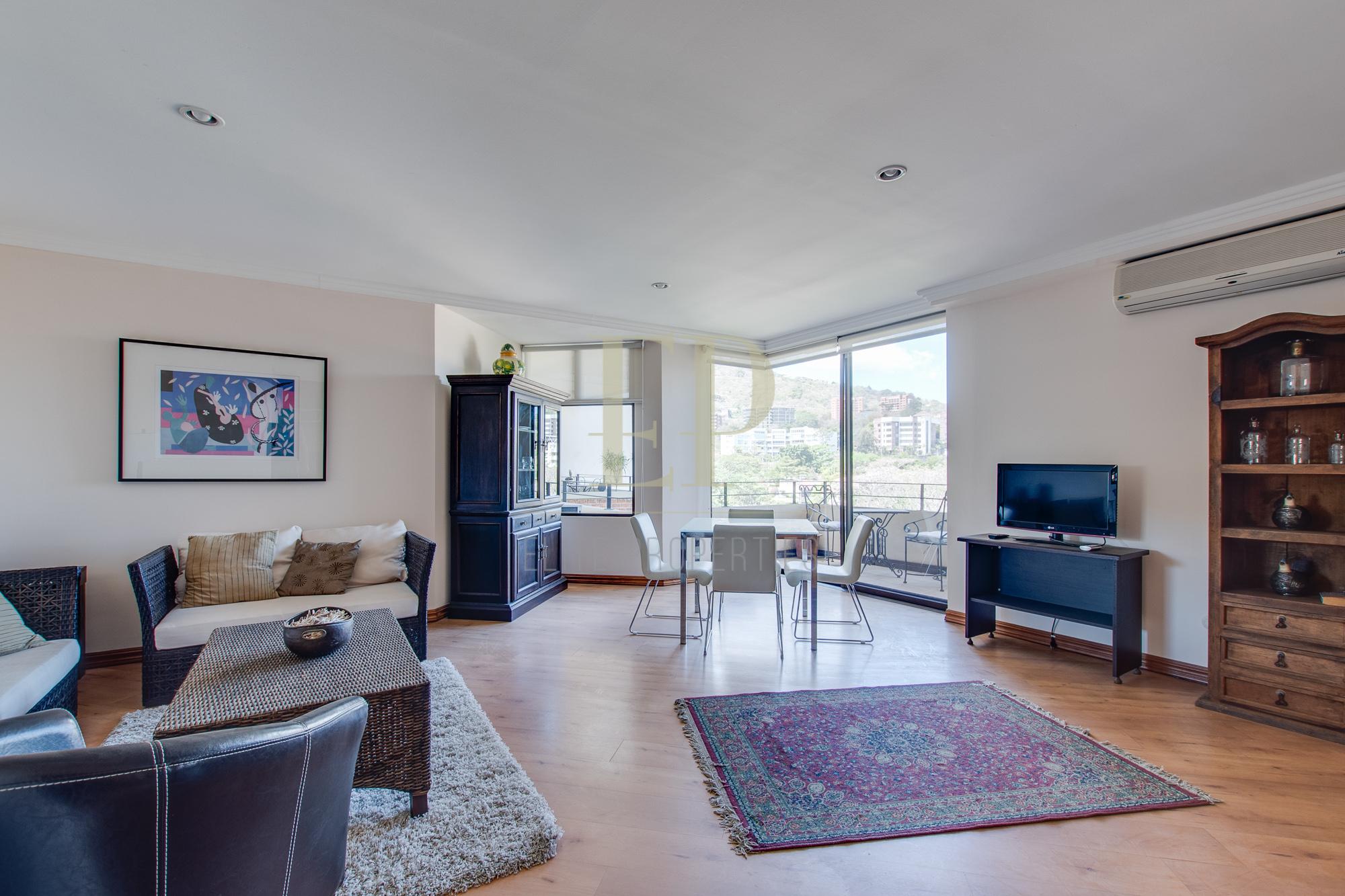 Furnished apartment for rent, Escazu La Paco