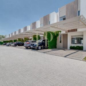 Modern homes in condo amazing common areas Santa Ana Rio Oro